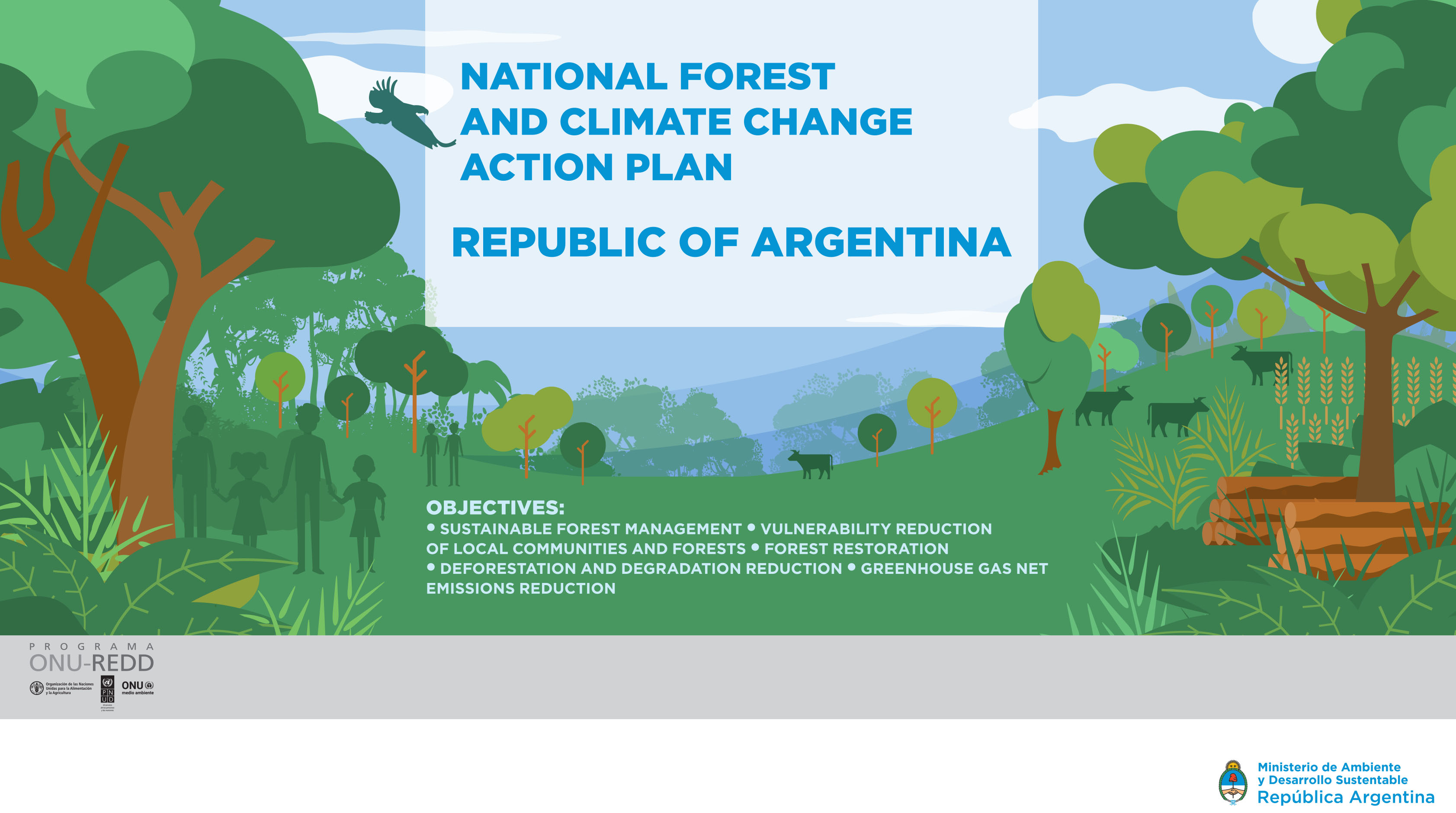 Image National Forest and Climate Change Plan