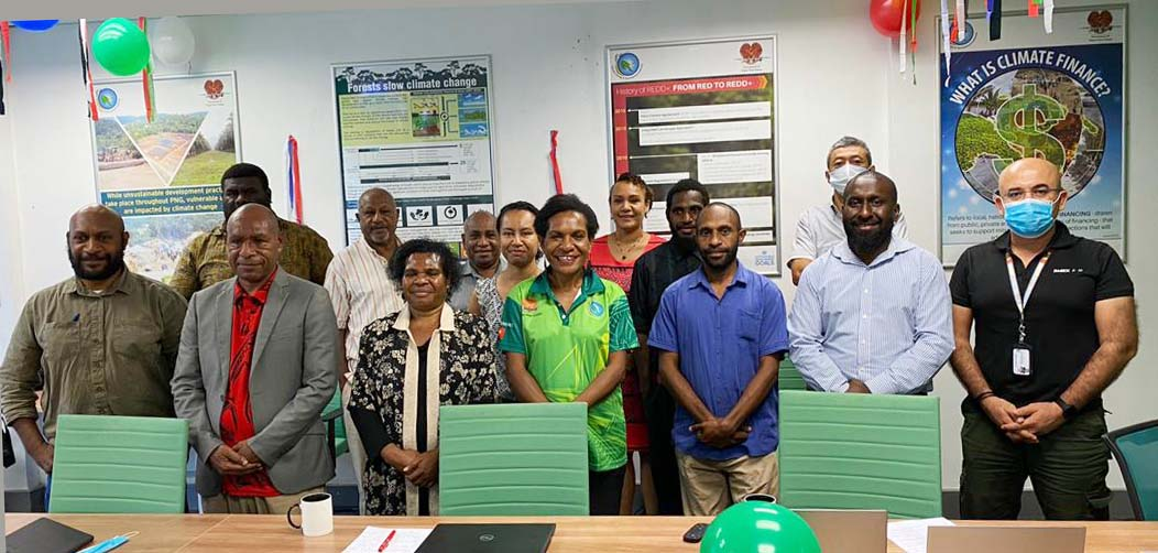 PNG SOISIS Validation Workshop
