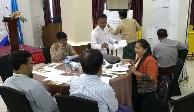 Myanmar SOI Workshop 24 Oct 2019
