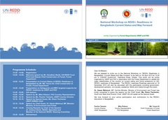 Invitation Card_bangladesh REDD+ Event