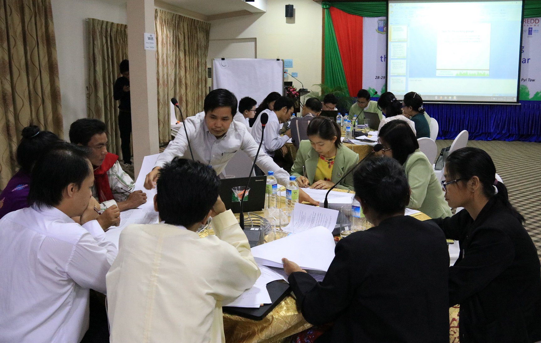 Myanmar clarification workshop participants_June 2018